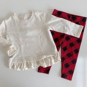 Ralph Lauren Buffalo Plaid Outfit